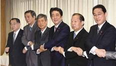 Nhật Bản có Bộ trưởng Ngoại giao, Quốc phòng mới