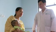 Kỳ tích: Tạo hình khí quản cứu sống bệnh nhi 3 tháng tuổi bị tim nặng