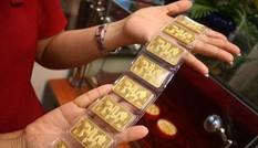 Giá vàng SJC bật tăng theo thế giới
