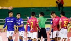 Đạp ngực đàn anh, tuyển thủ U22 Việt Nam bị phạt nặng