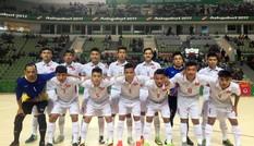 Thắng trận thứ 2 liên tiếp, futsal Việt Nam tiến gần tứ kết