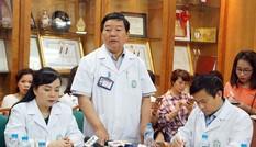 Giám đốc bệnh viện Bạch Mai nói gì về hướng điều trị bệnh nhân Hòa Bình