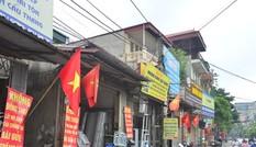 Dân phản đối giải toả đường Đê La Thành làm bãi đỗ xe