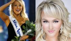 Nhìn gần nhan sắc cô gái 21 tuổi đăng quang Hoa hậu Mỹ
