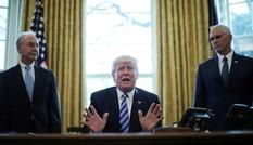 Thất bại của ông Trump và sự lục đục trong đảng Cộng hòa