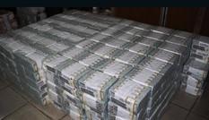 Phát hiện 43 triệu USD tiền mặt chất núi trong căn hộ bí ẩn