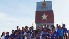Khai mạc chương trình 'Sinh viên với biển, đảo Tổ quốc' năm 2017