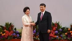 Tân lãnh đạo Hong Kong tuyên thệ nhậm chức trước Chủ tịch Tập Cận Bình