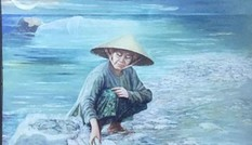 Trả lại bức tranh 'Biển chết' cho tác giả