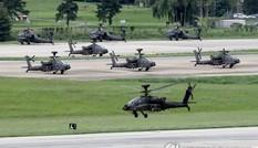 Triều Tiên, Trung Quốc phản đối Mỹ - Hàn tập trận chung