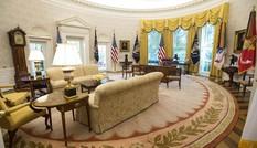 Nhà Trắng có diện mạo mới sau quá trình đại tu tốn 3 triệu USD