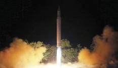 Tên lửa Triều Tiên vừa phóng có thể là loại tầm xa mới