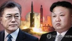 Seoul: 'Bình Nhưỡng bắn tên lửa thể hiện sự sẵn sàng đối thoại'