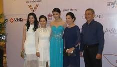 Á hậu Thùy Dung được nhắm đi thi Hoa hậu Quốc tế khi đang tham gia Hoa hậu Việt Nam