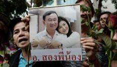 Cựu Thủ tướng Thaksin bất ngờ đăng đàn Twitter sau sự cố của em gái