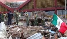 61 người thiệt mạng vì động đất, Mexico quốc tang ba ngày