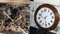 Ám ảnh cảnh Lầu Năm Góc tan hoang sau vụ khủng bố 11 tháng 9