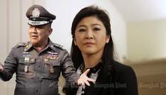 Tin mới về quá trình đổi xe trốn chạy của cựu Thủ tướng Thái Lan Yingluck