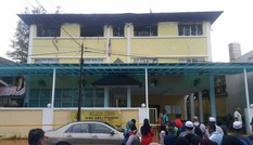 NÓNG: Cháy trường học, ít nhất 25 người chết thảm