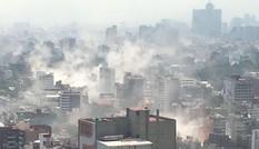 Trận động đất đã phá huỷ Mexico như thế nào?