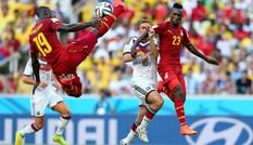 Đức - Ghana (2-2): Níu cánh Đại bàng sông Rhine