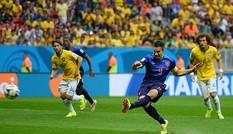 Hà Lan vs Brazil (3-0): Hồi kết cay đắng của Selecao