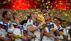 [ĐỒ HỌA] Hành trình lên ngôi vô địch của tuyển Đức