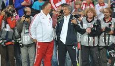 Mourinho nóng lòng đối đầu với Van Gaal