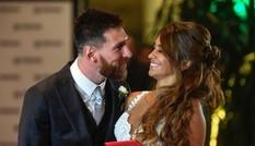Cận cảnh ngôi sao Messi 'đưa nàng về dinh'