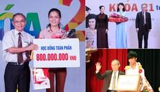 60 học bổng toàn phần du học Đài Loan tại Đại học Duy Tân