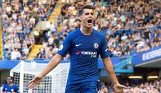 Morata tỏa sáng, Chelsea hạ gục Everton