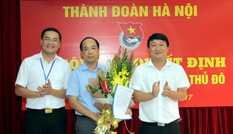 Ông Nguyễn Mạnh Hưng làm Tổng biên tập Báo Tuổi trẻ Thủ đô
