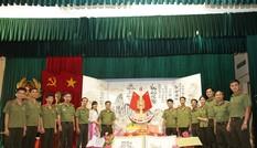 Tình nguyện lập công vì an ninh Tổ quốc