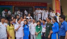 Lính trẻ Hải quân sáng tạo, đoàn kết