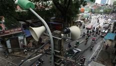Hà Nội dừng phát loa phường hàng ngày tại 4 quận nội thành