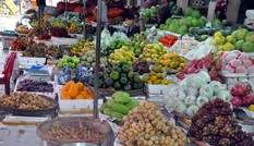 Việt Nam nhập trái cây từ Thái Lan tăng đột biến