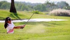 Khai mạc giải Vô địch Golf nữ quốc gia mở rộng 2014