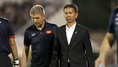 Vì sao VFF không mời HLV Hoàng Anh Tuấn thay Hữu Thắng?