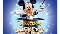Chào năm học mới hào hứng cùng ILA và Disney Live! Mickey's magicshow