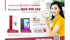 """Trúng iPhone 7 Plus với Agribank E-Mobile Banking """"Ứng dụng hay – Quà mê say"""""""