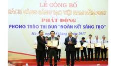 Đề tài của NMLD Dung Quất vào Sách Vàng sáng tạo Việt Nam 2017