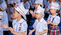 Sơn Kansai tài trợ sơn mới trường tiểu học Tân Hòa, Hà Nội