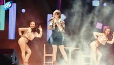Đêm nhạc hội 'Back To School' - Pushmax gây 'sốt' giới teen Hà Thành