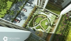 """The K – Park và mô hình """"Kiến trúc hạnh phúc"""""""