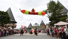Đoàn nghệ sỹ Sun World Ba Na Hills và show carnival đường phố đặc sắc