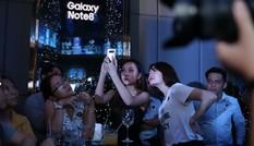 Thế Giới Di Động sẽ bán 15.000 máy Galaxy Note 8 trong 2 tháng