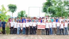 CBNV HDBank chia sẻ khó khăn cùng đồng bào vùng lũ và trẻ em nghèo