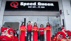 Speed Queen khai trương cửa hàng giặt sấy tự động đầu tiên ở Việt Nam