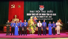 Anh Trần Ngọc Nam giữ chức Bí thư Tỉnh Đoàn Hà Nam