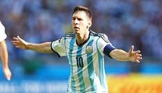 Argentina-Iran (1-0): Khoảnh khắc thiên tài